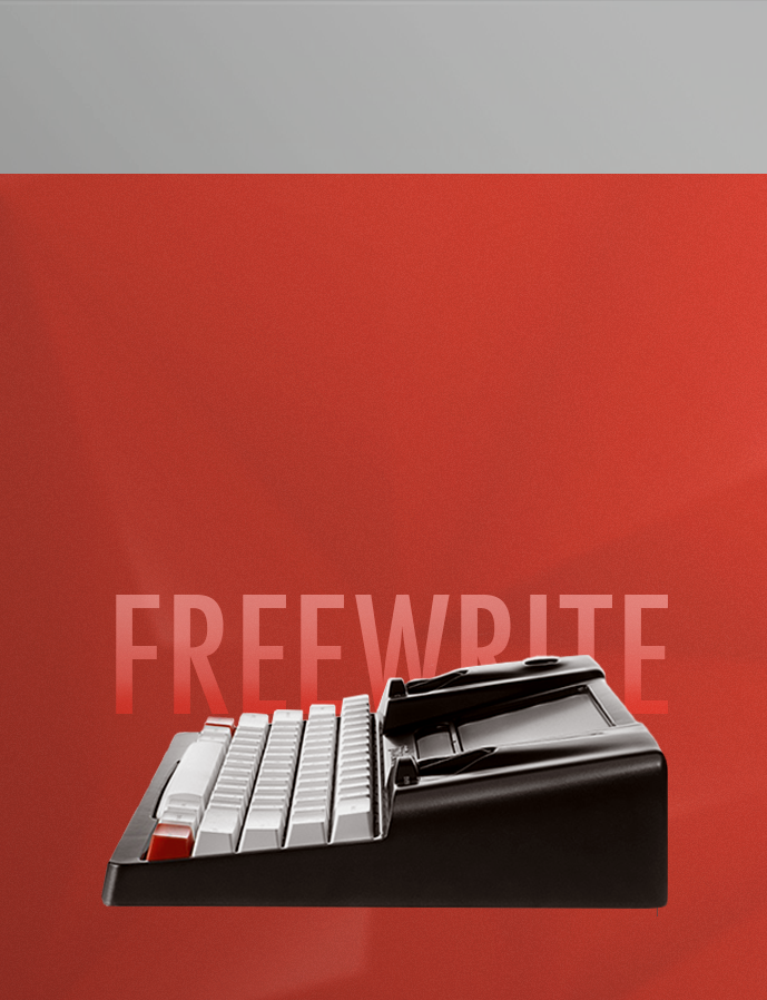 Project3-FreeWrite